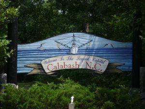 calabash sign