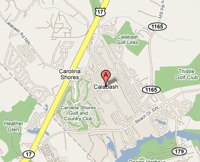 google map calabash
