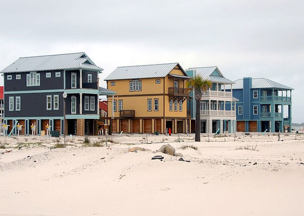 Beautiful Beach Homes