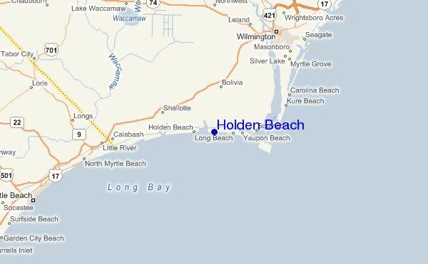 HoldenBeach big map