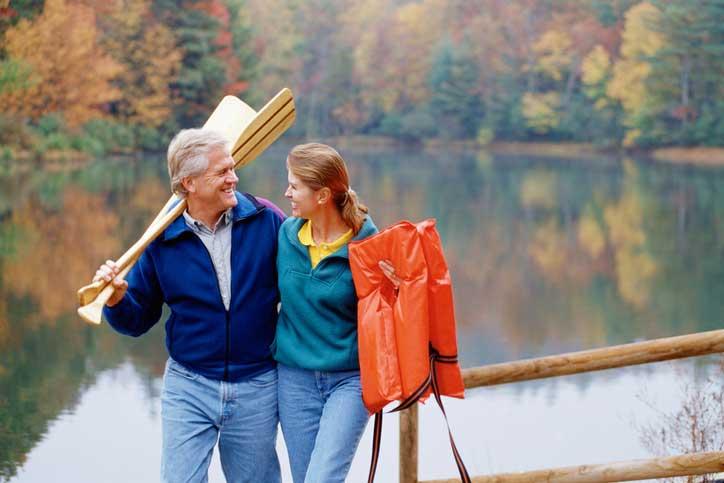 Fishing access on Oak Island, North Carolina