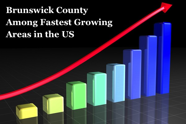 Brunswick County Among Fastest Growing Areas in the US